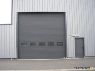 portes industrielles winsol